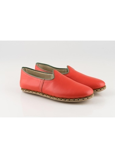 Aintap Ayakkabı Kırmızı